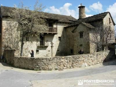 El Museo del Oso de las Cavernas de Tella; fin de semana senderismo